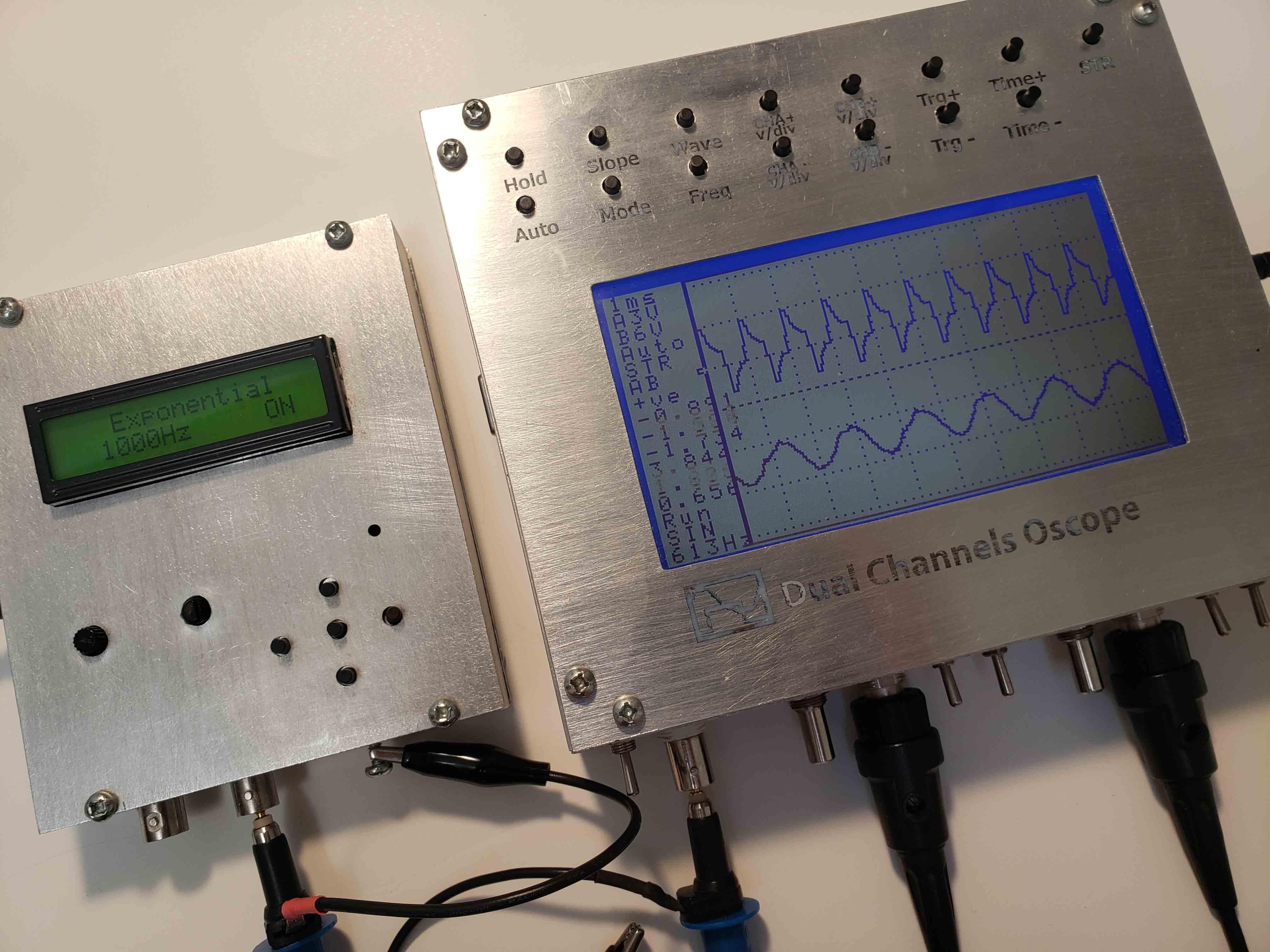 waveform-generator-&-dual-channel-oscilloscope
