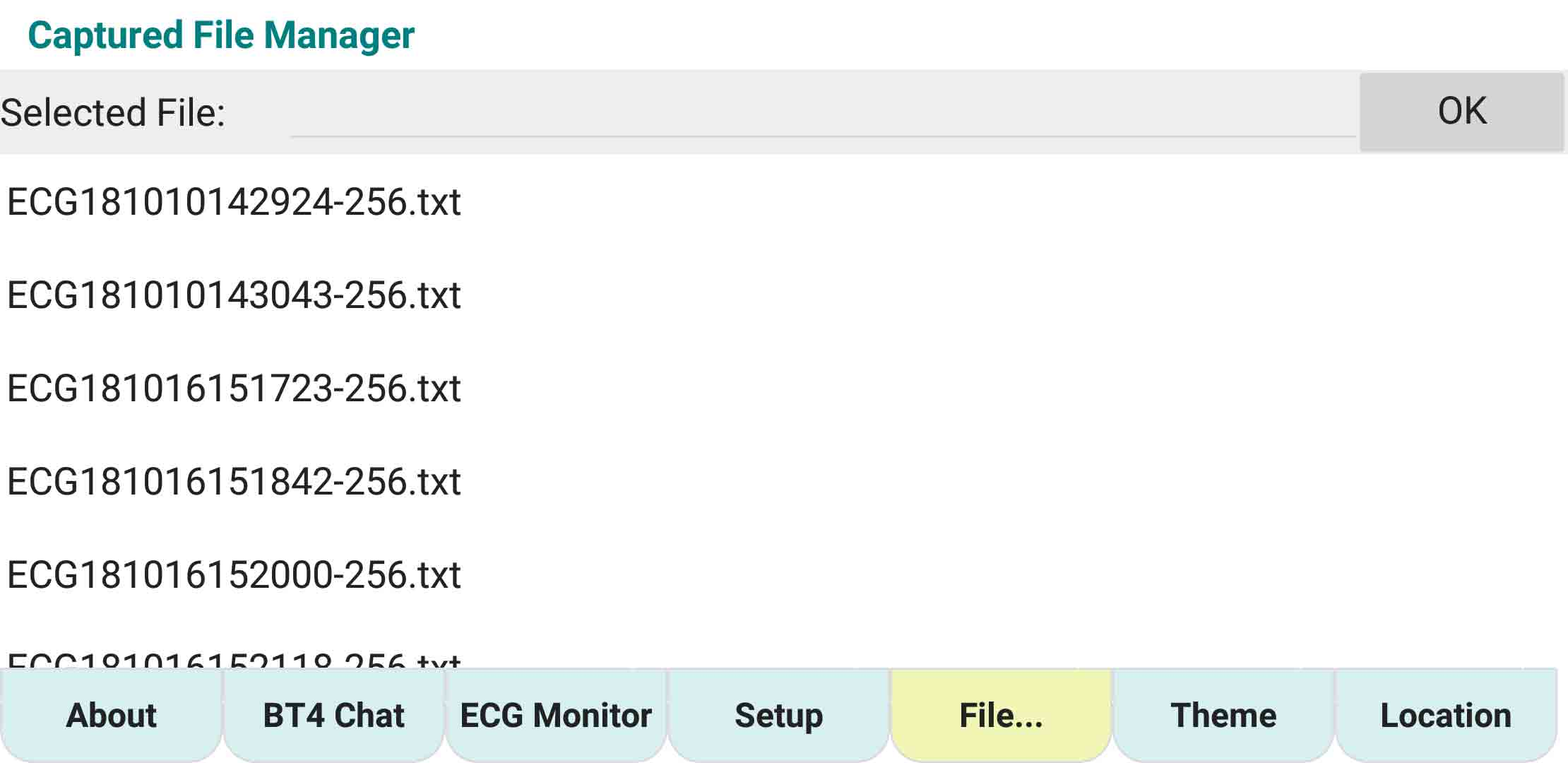 ecgMonitor-Captured-File-Manager