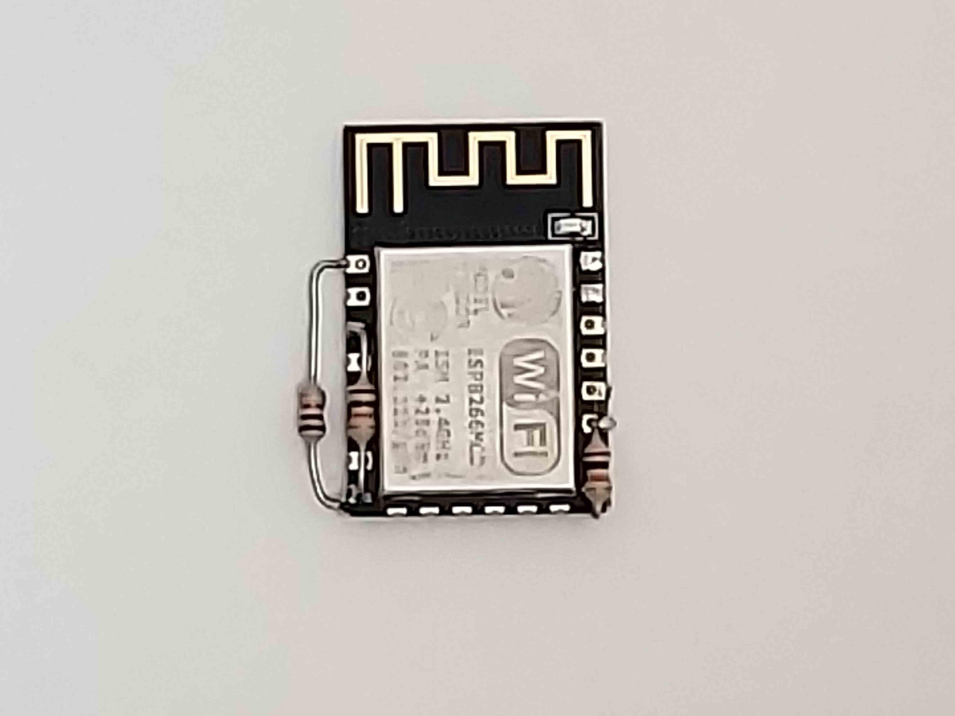 IOT-WIFI-Module-ESP-v0