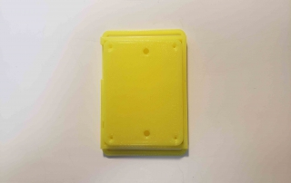 Prototype-ECG-Housings-Assembly-Yellow-Thu-Hole-v1.0