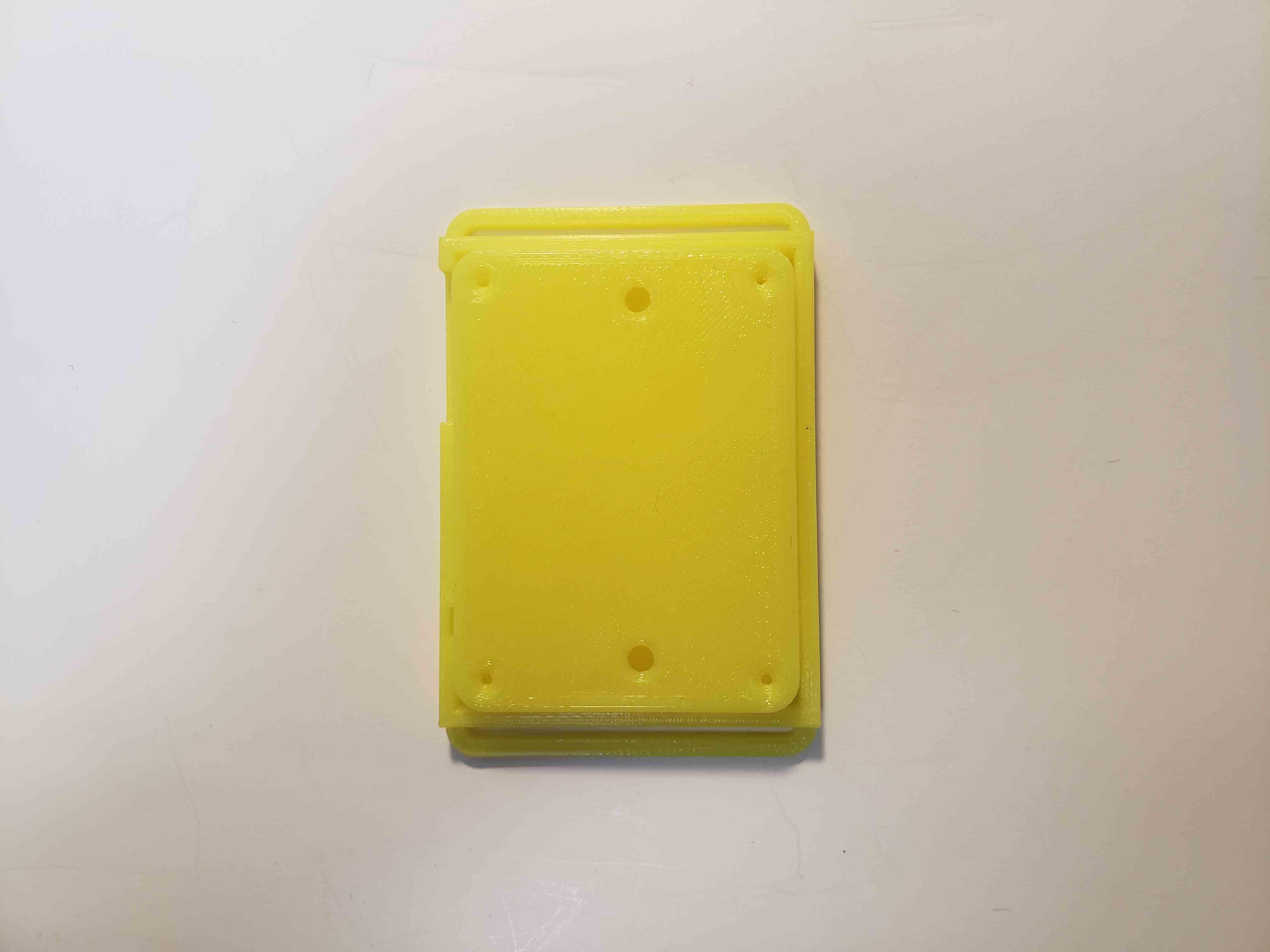 Prototype-ECG-Housings-Assembly-Yellow-Thu-Hole-v1.0