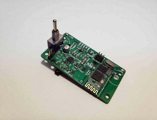 ECG Prototype – PCB Assembly