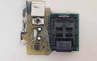 ECG-Prototype-ATXMega-Programmer