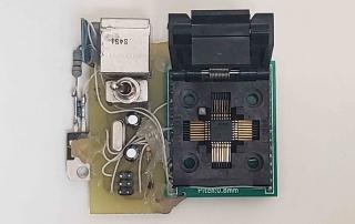 ECG-Prototype-ATXMega-Programmer-Open-View