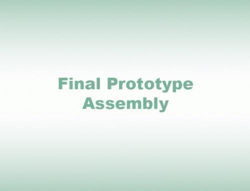 Final Prototype Assembly